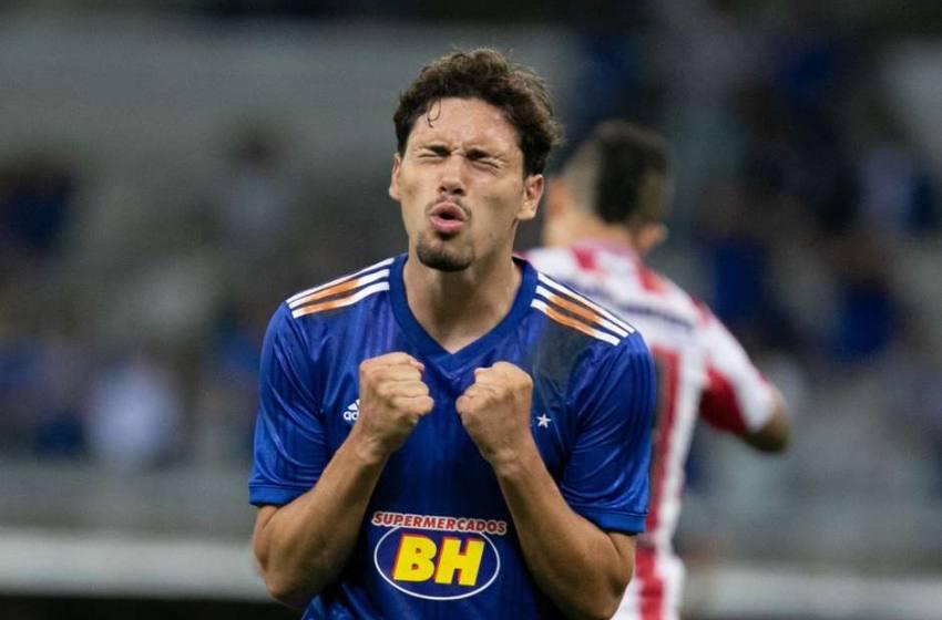 Com gol contra Cruzeiro vence o Vila Nova no Mineirão.