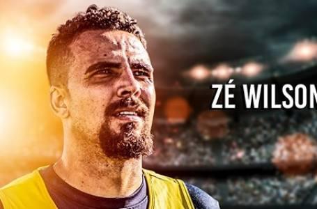 Confira o vídeo do jogador Paracatuense Zé Wilson.