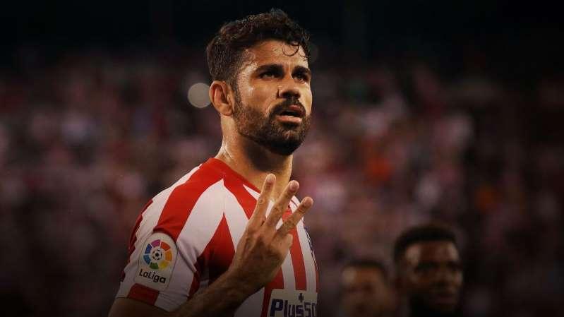 Diego Costa é condenado a seis meses de prisão por crime fiscal, mas só pagará multa.