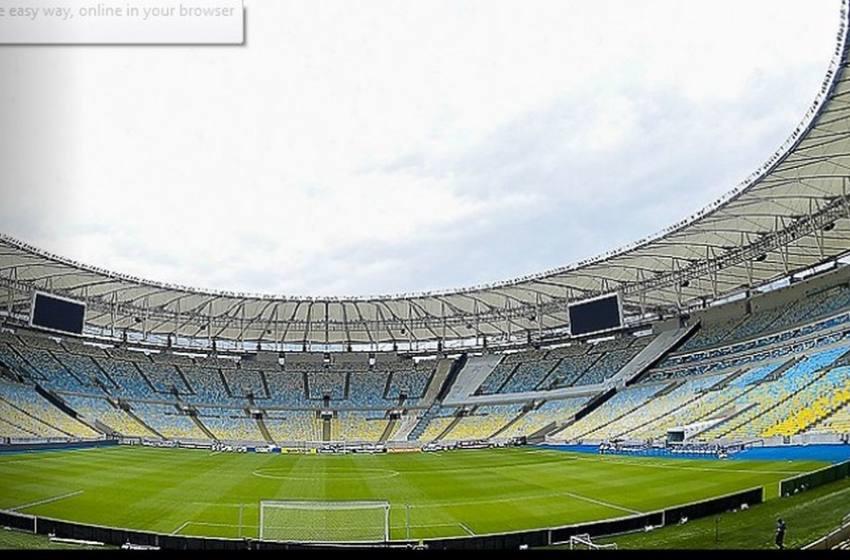 Governo do Rio de Janeiro autoriza volta do futebol sem público a partir deste sábado.