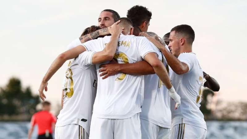 Real Madrid vence o Villarreal e é campeão espanhol pela 34ª vez.