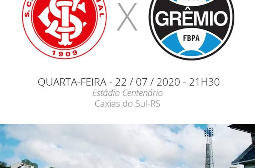 Inter x Grêmio: tudo o que você precisa saber sobre o Gre-Nal 425 pelo Gauchão.