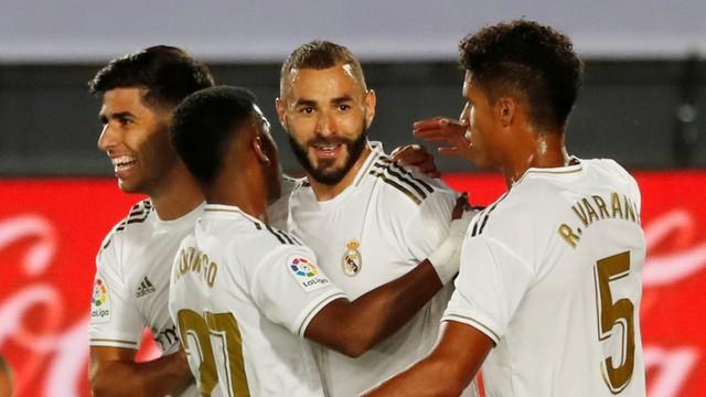 Real Madrid vence o Alavés e entra em contagem regressiva para o título espanhol.
