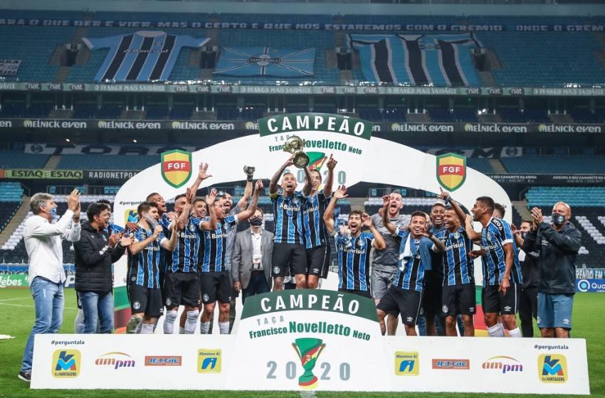 Jejum de Coudet, seca de Guerrero: veja os memes do título do Grêmio sobre o Inter.