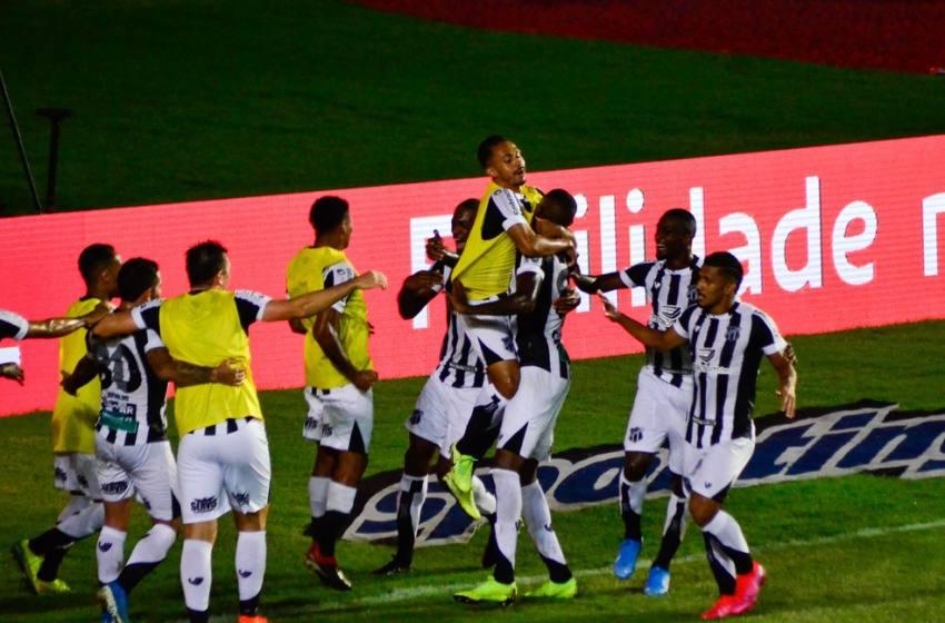 Ceará receberá R$ 3,8 milhões por título do Nordestão e está nas oitavas da Copa do Brasil 2021.