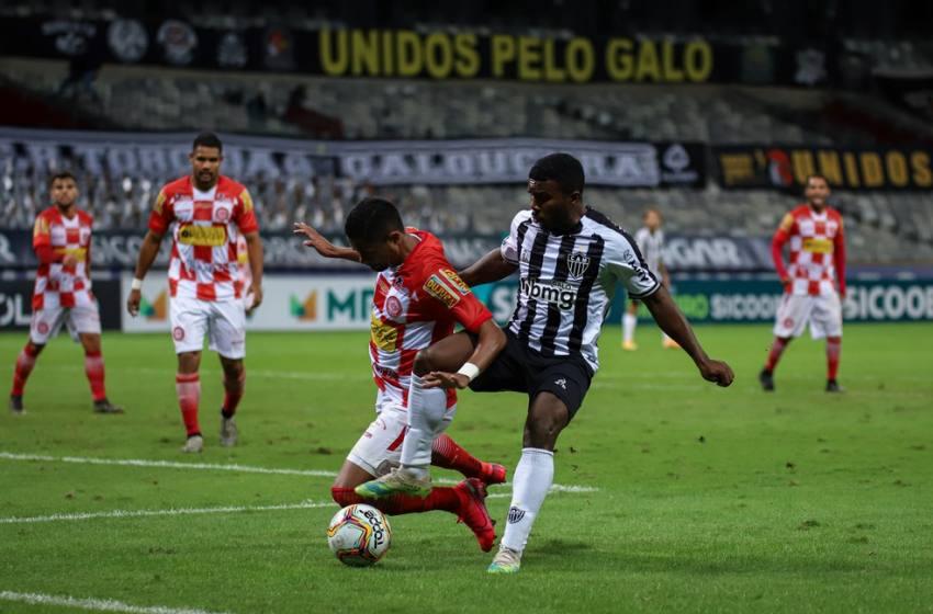 Análise: Atlético-MG dá passo por título, mas tem carência óbvia no meio e volume pouco efetivo.