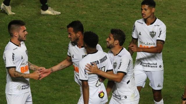Atlético vence o America e enfrenta a Tombense na final do Campeonato Mineiro 2020.