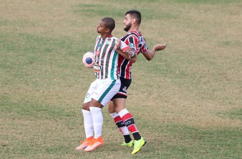 Salgueiro e Santa Cruz empatam na primeira final do Estadual; Veja cenários para decisão.