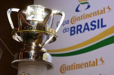 Copa do Brasil: veja os times que jogarão as oitavas de final; sorteio será na próxima semana,