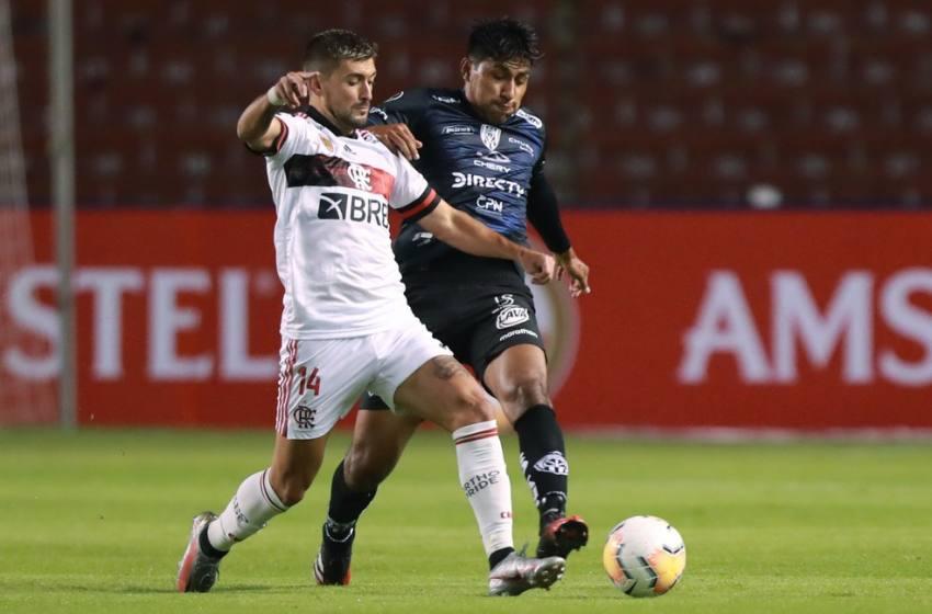 Goleada sofrida para o Del Valle é a maior derrota do Flamengo na história da Libertadores.