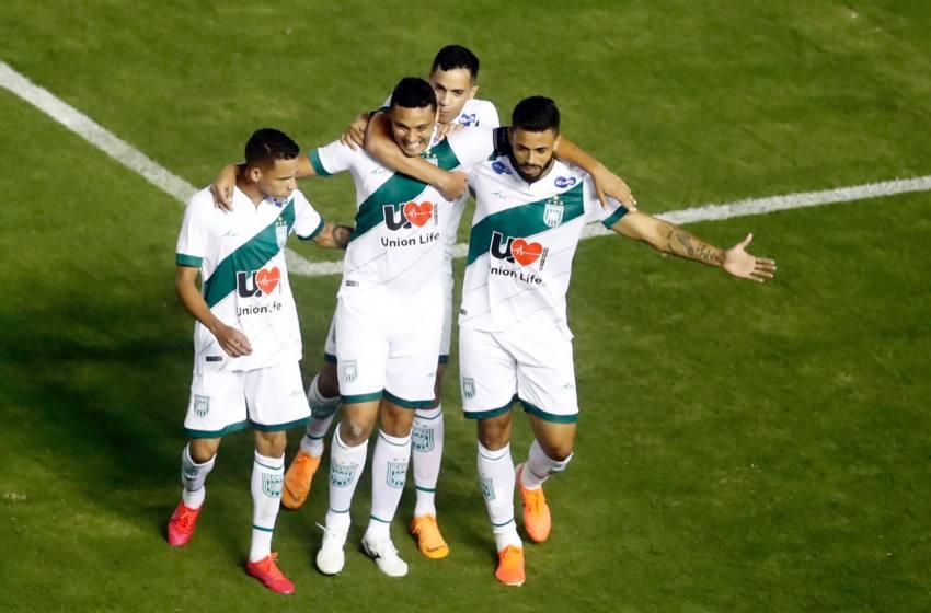 Gama vence o Brasiliense em jogo válido pelo Brasileirão Série D de 2020.