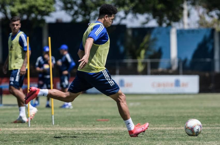 Cruzeiro x Avaí: Marquinhos Gabriel será relacionado, e Ney revela papo sobre posicionamento.