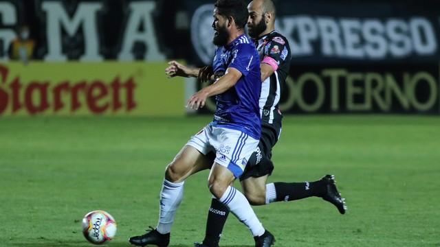 Na reestreia de Felipão, Cruzeiro vence o Operário-PR fora e se recupera na Série B.