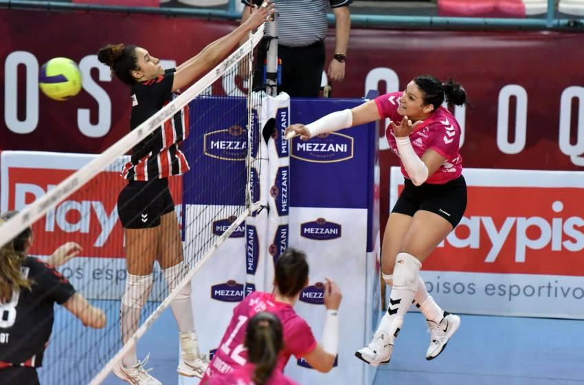 Osasco vence o São Paulo /Barueri e está na final do Campeonato Paulista de Volei Feminino de 2020.