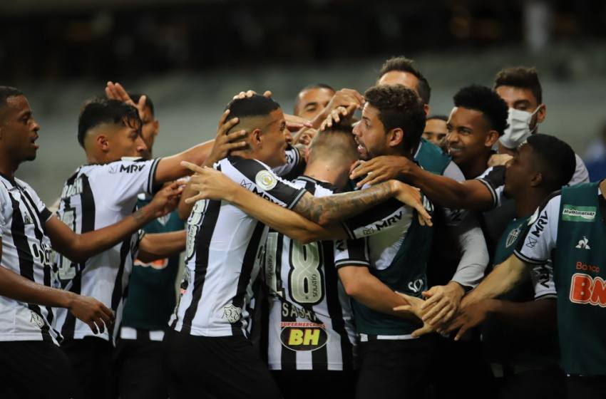 Análise: com variação tática e de estilo de jogo, Atlético-MG tem vitória maiúscula em jogo vital.