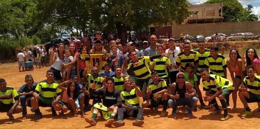 Indomáveis vence o Vila Nova nos pênaltis e é Campeão Society do São Sebastião de 2020.