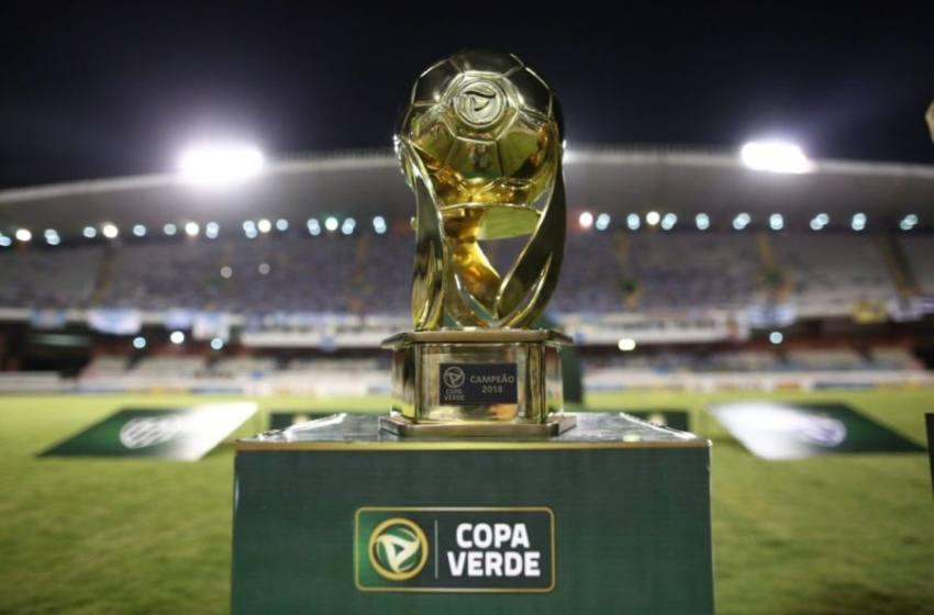 Copa Verde: CBF divulga adversários dos times candangos no torneio.