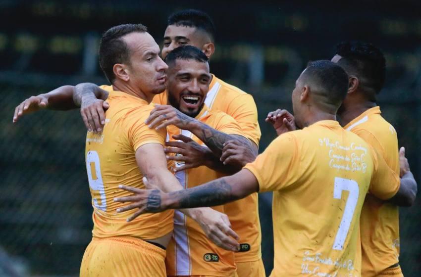 Serie D: Com dois de Zé Love, Brasiliense se classifica para as oitavas.