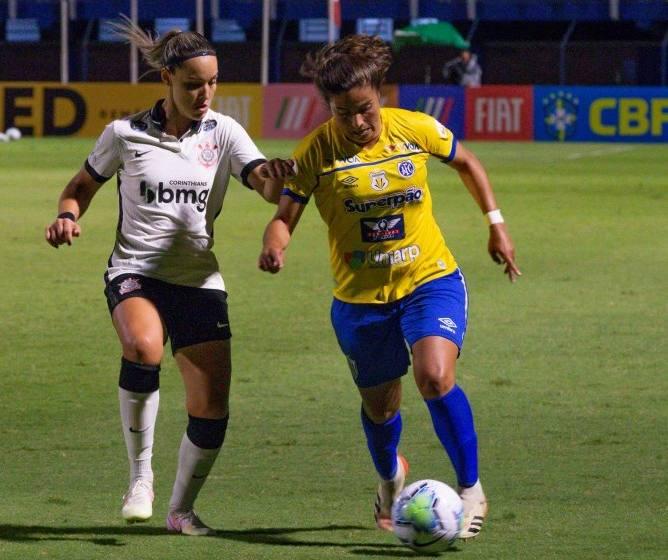 Corinthians e Avaí-Kindermann decidem Brasileirão Feminino A-1.