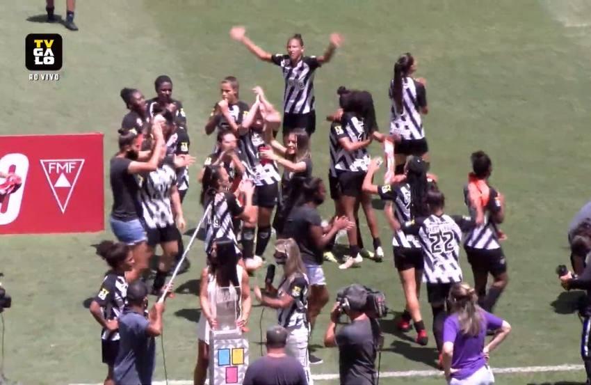 Golaços, polêmica e pênaltis: Atlético-MG derrota o Cruzeiro e vence Mineiro feminino 2020.