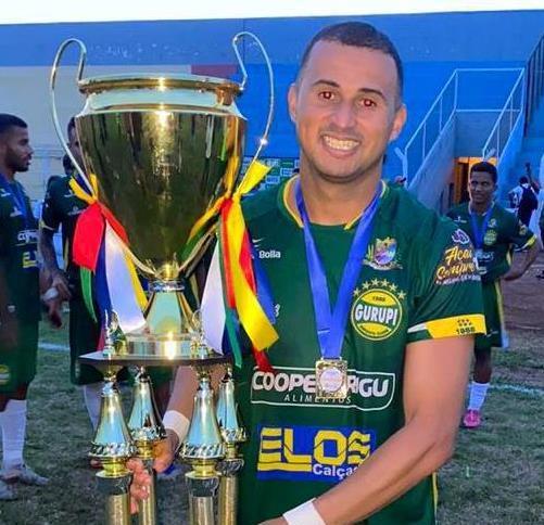 Com gol do atacante Igor Pato Gurupi vence o Tocantins e conquista o título da Segundona 2020.