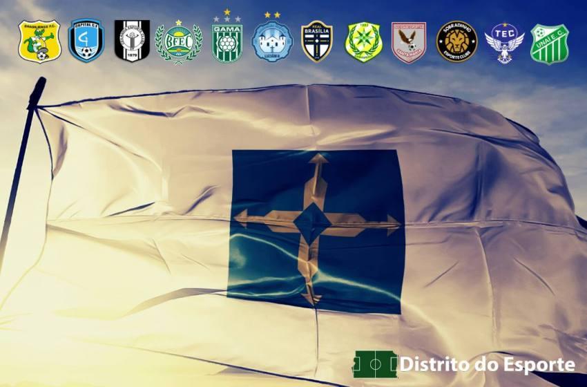 Com prevenção à covid-19, FFDF divulga diretrizes do Candangão 2021.