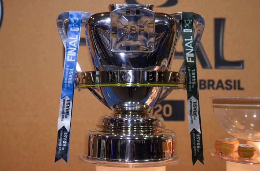 Copa do Brasil 2020: CBF divulga datas, locais e horários das finais entre Grêmio e Palmeiras.