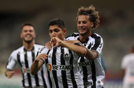 """Após vitória, Guga acredita em Atlético-MG vivo na disputa pelo título: """"Cada jogo será uma final""""."""