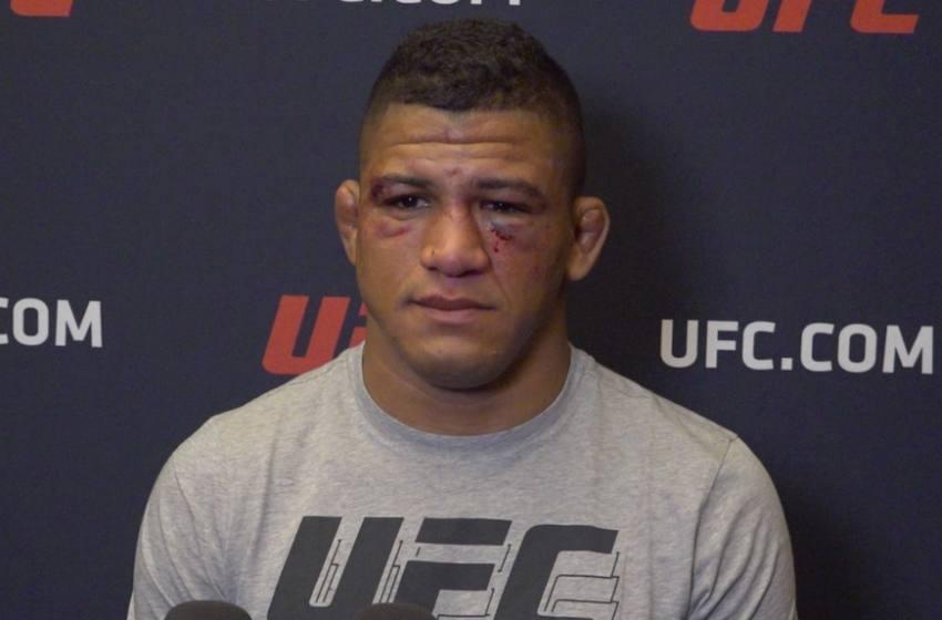 """Durinho diz que """"faltou disciplina"""" para manter estratégia contra Usman no UFC 258: """"Falhei""""."""