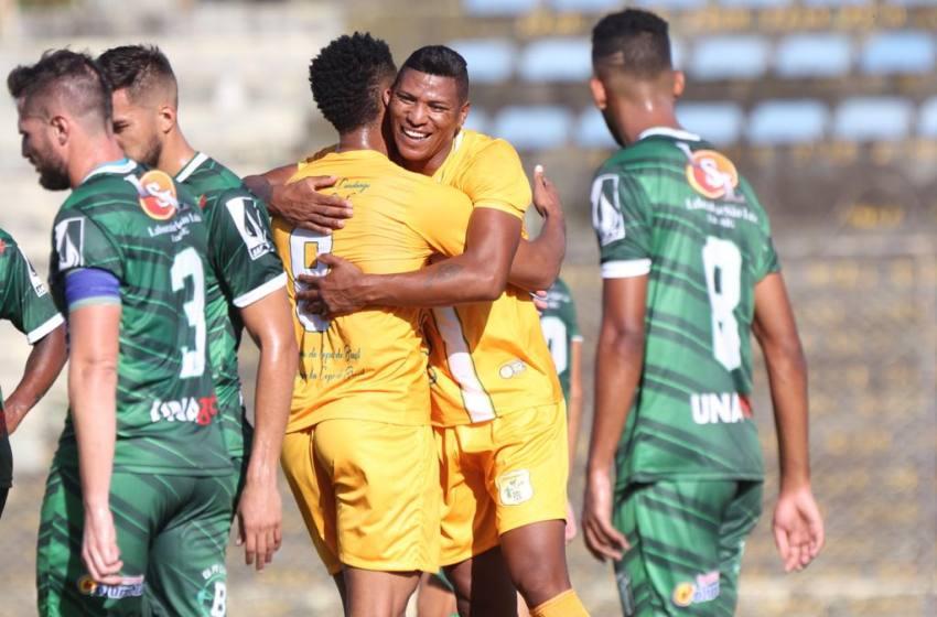 Brasiliense vence Unaí e confirma melhor campanha da primeira fase do Candangão.
