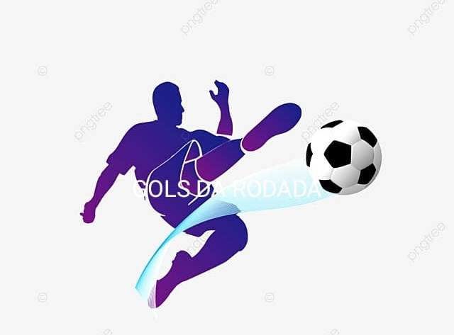 Os gols da rodada desta Segunda Feira, 05/04/2021.
