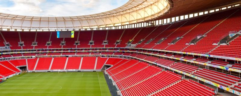 Novo lockdown suspende Candangão e outros jogos marcados para o DF.