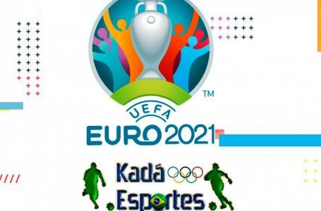 Os gols desta Segunda Feira 21/06/2021, pela Eurocopa 2021.