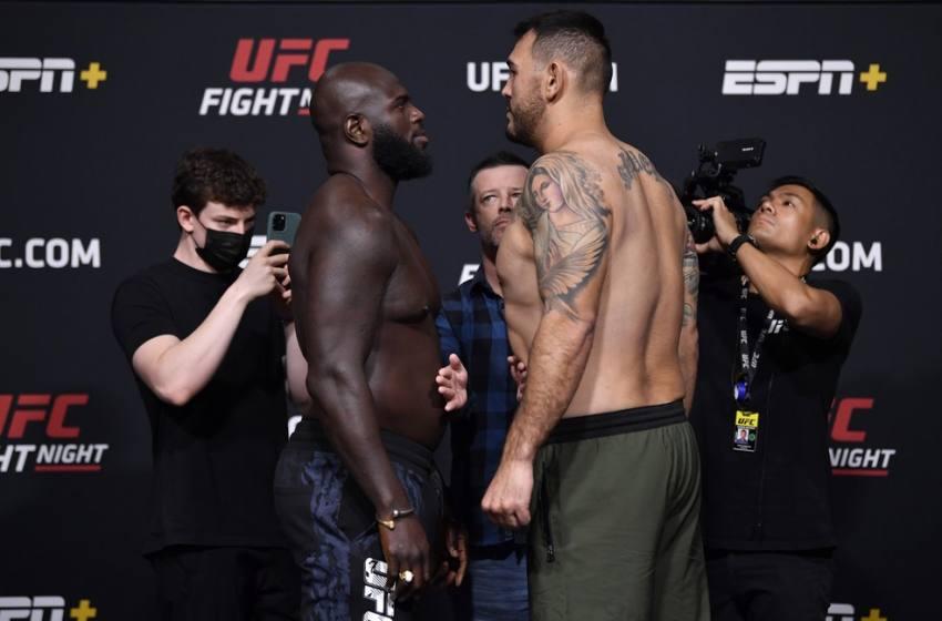 Não percam neste Sábado 05/06/2021 UFC Rozenstruik x Sakai.