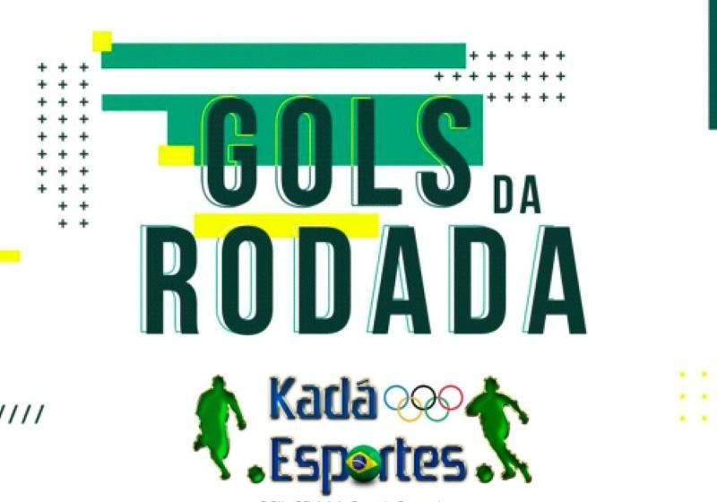 Os gols da rodada desta Quarta Ferira,04/08/2021.