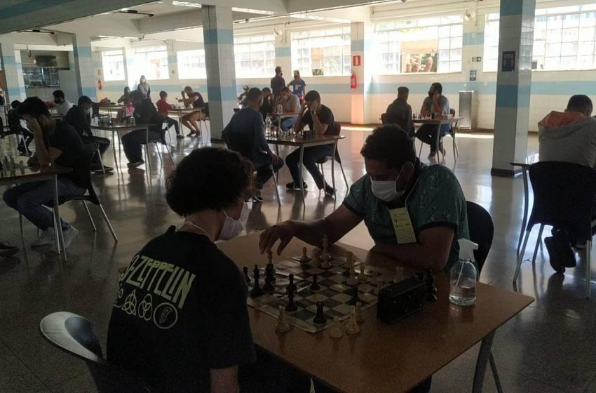 Não Percam amanhã a Cobertura completa  do 1º Torneio Municipal de Xadrez de Paracatu.