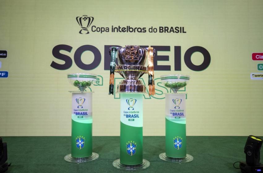 Copa do Brasil: CBF define datas, locais e horários das semifinais.