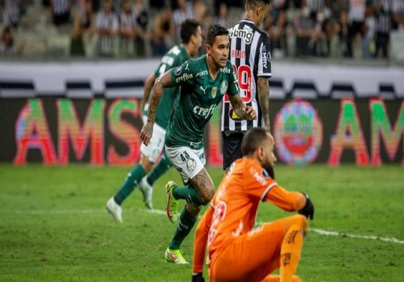 Em busca do tri! Palmeiras empata com Atlético-MG e vai à final da Libertadores.