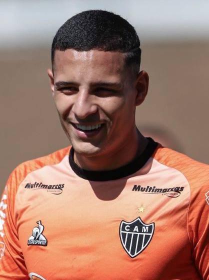 Atlético-MG encerra preparação para semifinal contra Palmeiras, pela Libertadores; Arana é dúvida.