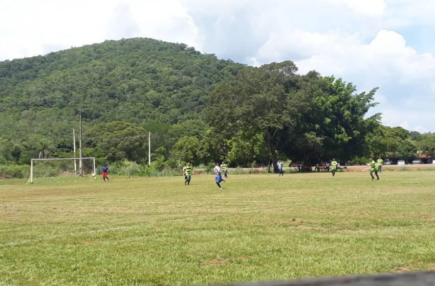 Semifinais do Campeonato da Lagoa de Santa Rita.