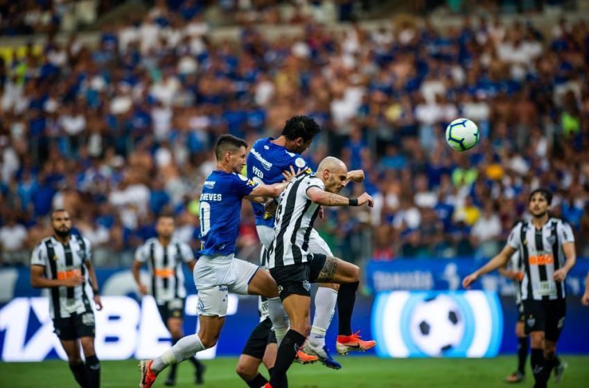 Mudou! Federação Mineira altera horário do clássico entre Atlético-MG x Cruzeiro pelo Mineiro.