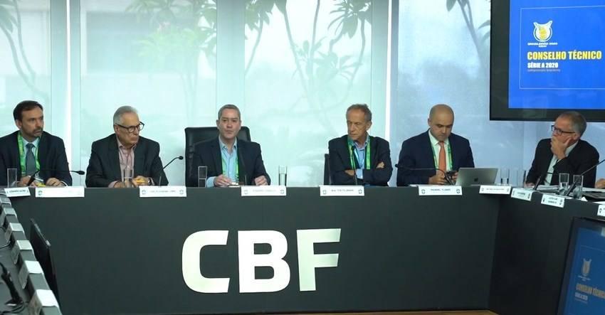 CBF suspende competições nacionais a partir de segunda por conta de pandemia do coronavírus.