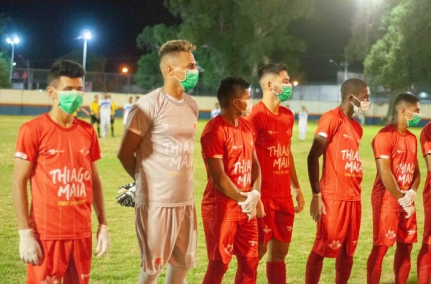 Coronavírus: três jogos em Roraima serão os últimos no Brasil antes da paralisação total.