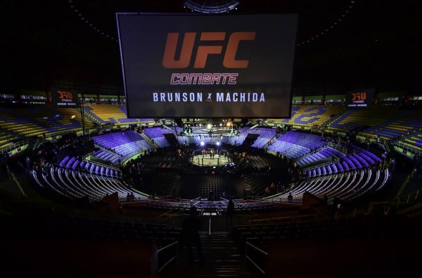 Com Ibirapuera cedido para hospital de campanha, UFC 250 não será mais em São Paulo.