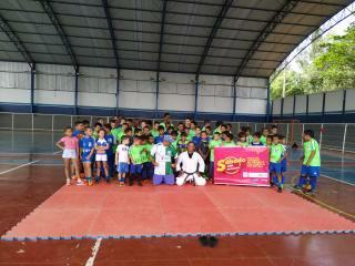 Evento do Projeto Atleta Cidadão Parte 03.