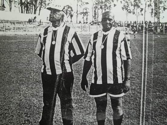 Equipe Alvinegra de Paracatu Amoreiras Esporte Clube completa neste sábado 20/06/2020  67 anos de Glória e Tradição.