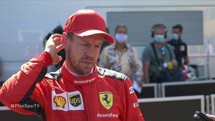 """Ferrari já começa ano em crise; Vettel não confia no carro, e Leclerc dispara: """"Isso é louco…"""""""