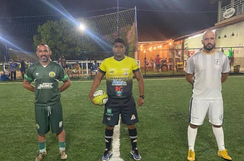 Com chuvas de gols Primavera vence o Bistekas no Torneio Beneficente Gol de Placa.