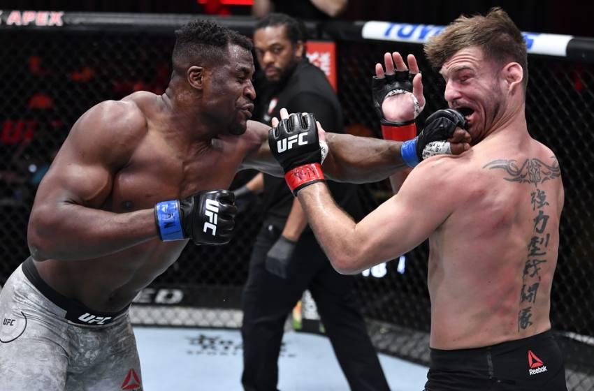 UFC 260: Ngannou dispara bomba contra Miocic, e Vicente Luque finaliza Woodley.