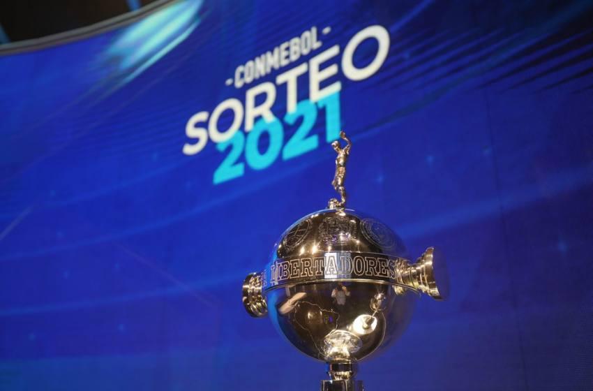 🏆Agora é pra valer! Veja como ficaram os grupos da Libertadores 2021.